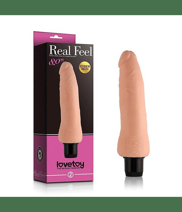 Real Feel N° 2 Vibrador Realista