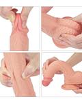 "Dildo Nature Cock 8.5"""