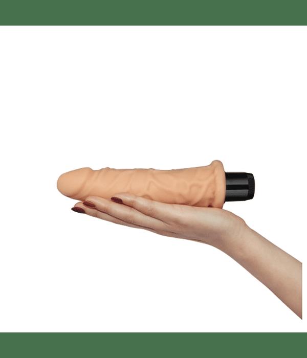 Real Feel N°3 Vibrador Cyber Skin