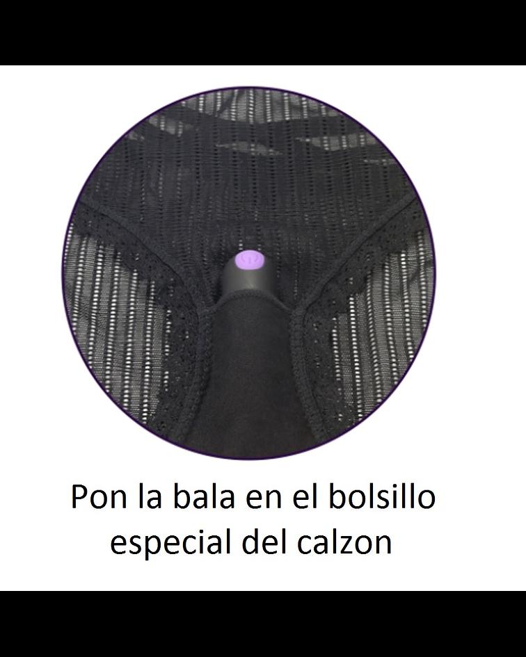CALZON MANDO A DISTANCIA LOVETOY