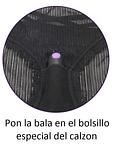 Balita Vibradora con Control Remoto Incluye Calzón