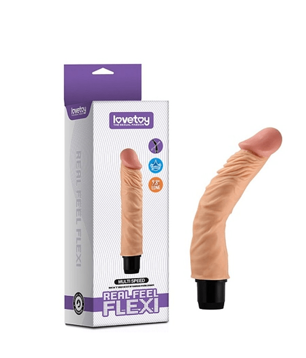 Vibrador Real Feel Flexy