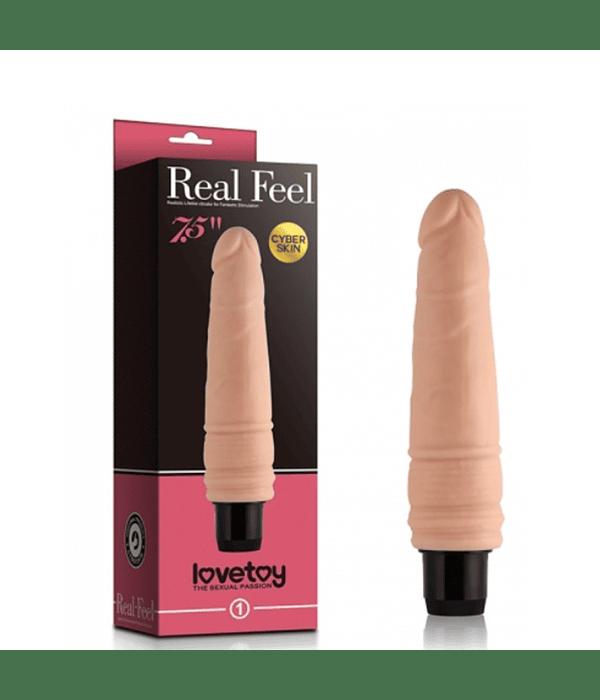 REAL FEEL N°1 VIBRADOR