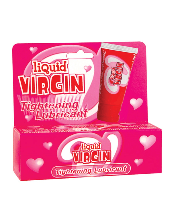 Liquid Virgin Estrechante Vaginal 30 gr.
