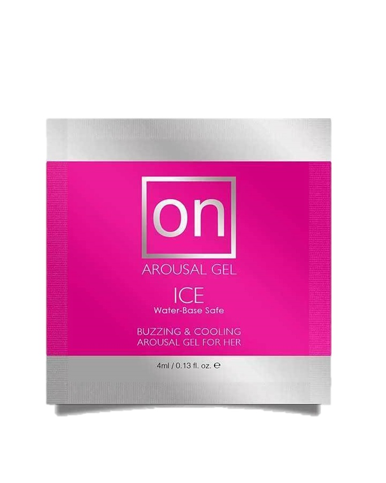 ON FOR HER ICE INTENSIFICADOR SACHET