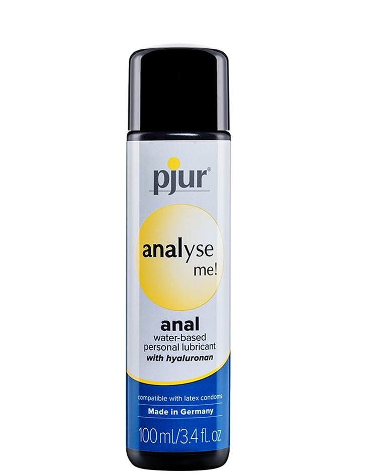 PJUR ANALYSE ME COMFORT 100 ml