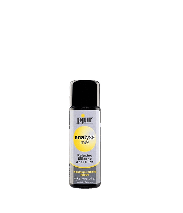 Analyse Me Relaxing Lubricante Anal Siliconado 30 ml.