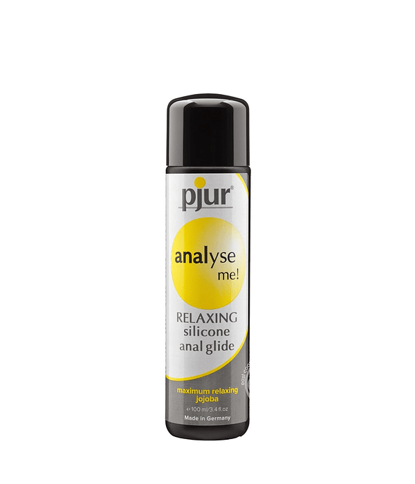 Analyse Me Relaxing Lubricante Anal Siliconado 100 ml.