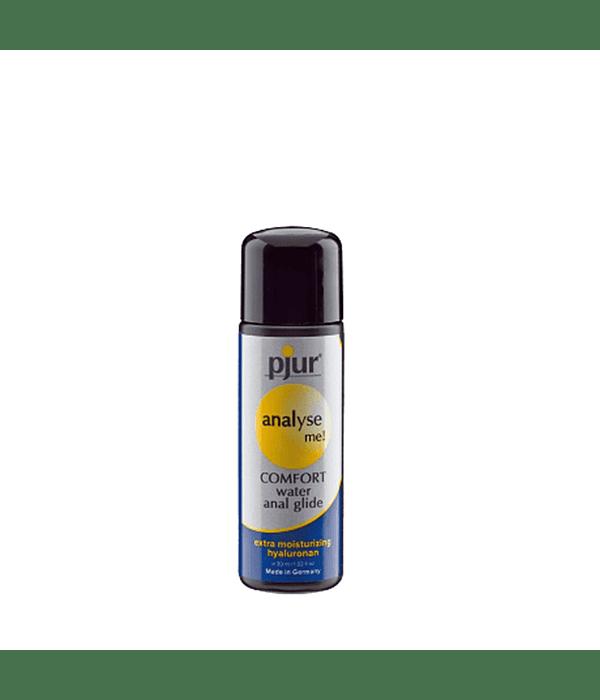 Lubricante Analyse Me Comfort Anal Base Agua 30 ml.