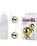 Golden Balls Bolitas Vibradoras