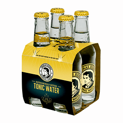 TONIC WATER - 4pack