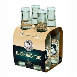ELDERFLOWER TONIC - 4pack