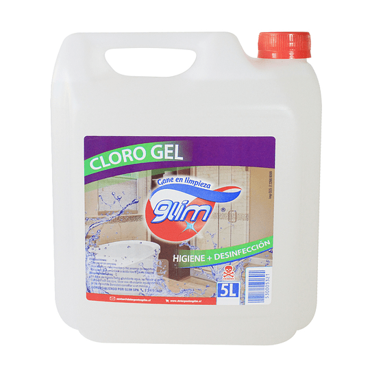 Limpiador Cloro Gel