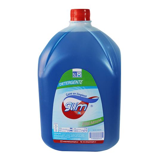 Detergente Premium Turquesa