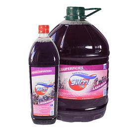 Limpiador de Pisos y Superficies Aroma Lavanda