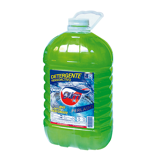 Detergente Líquido Perlado