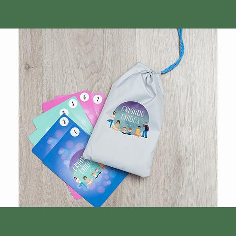 Cartas de yoga para niños