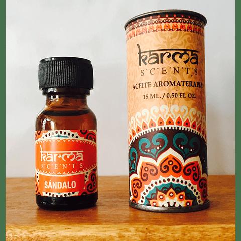 Aceite Aromaterapia Sándalo