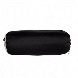 Bolster Black Feather