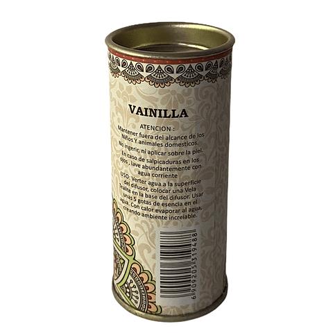 Aceite Aromaterapia Vainilla