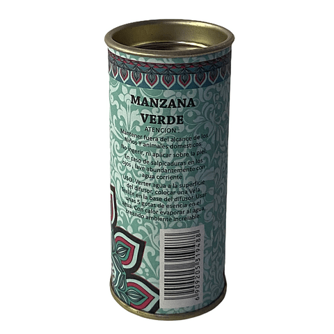Aceite Aromaterapia Manzana Verde