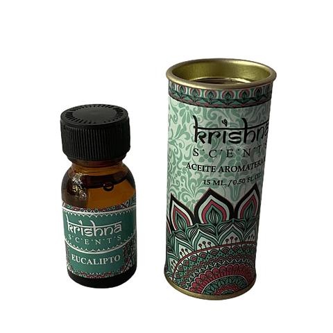 Aceite Aromaterapia Eucalipto