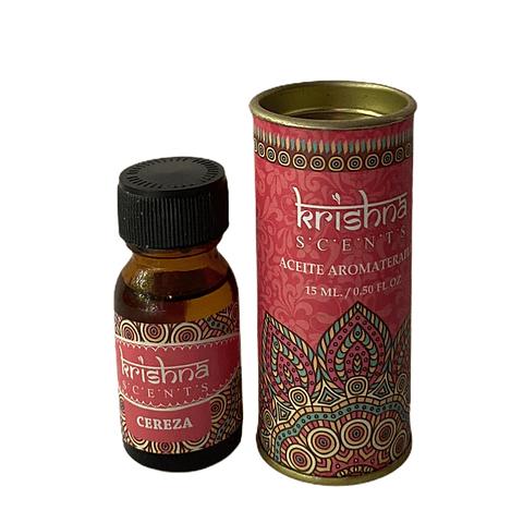 Aceite Aromaterapia Cereza