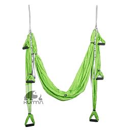 Columpio Aeroyoga verde