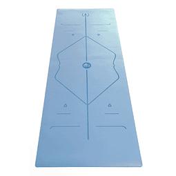 Mat de PU Ecológico Blue 4mm