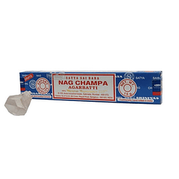 Incienso Nag Champa azul
