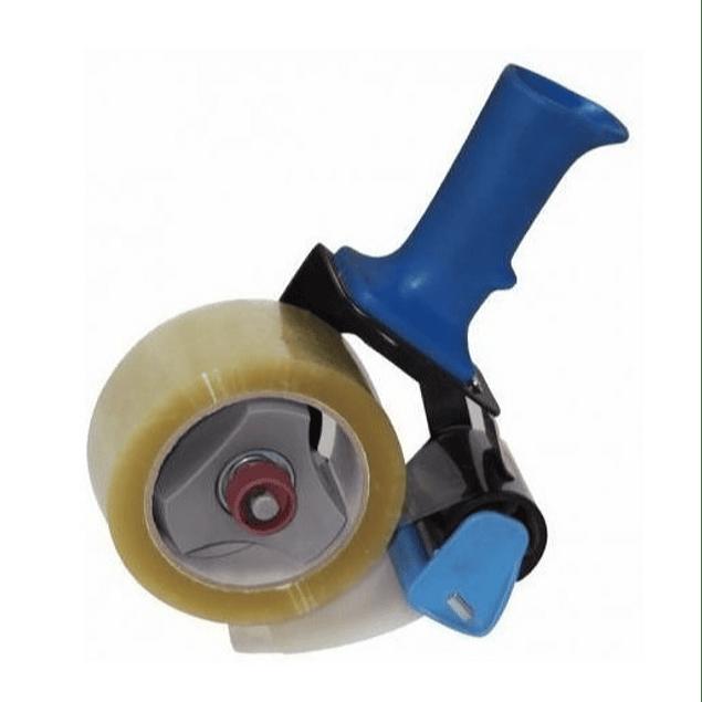 Maquina para cinta con mango