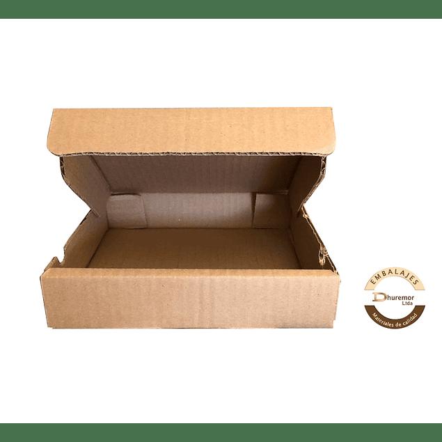 Caja de Pizza por unidad 200x200x40 mm