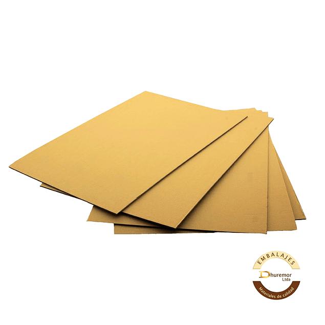 Plancha de cartón por unidad 1000x1200 mm