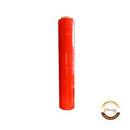 Rollo de Stretch Film Naranjo 1.6 Kg (para paletizar)