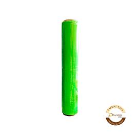 Rollo de Stretch Film Verde 1.6 Kg (para paletizar)