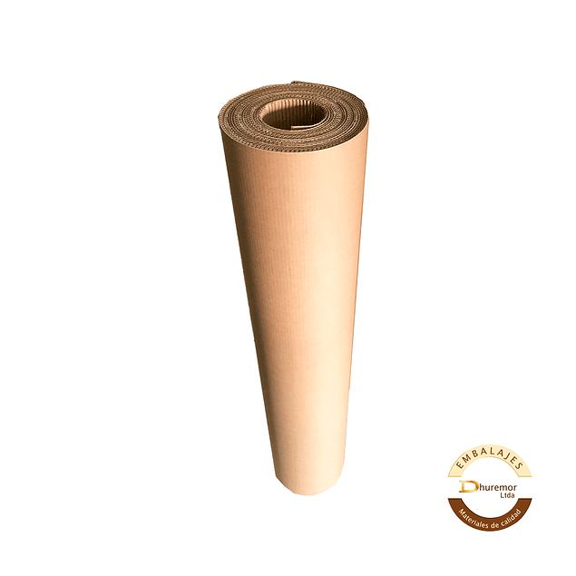 Rollo de Cartón Corrugado 120cm x 10m
