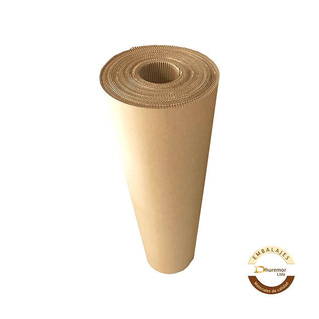 Rollo de cartón corrugado 120CM X 20M