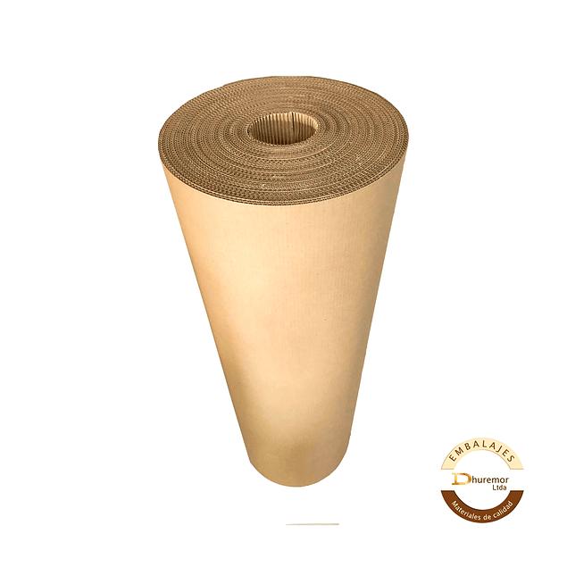 Rollo de cartón corrugado 120CM X 30M