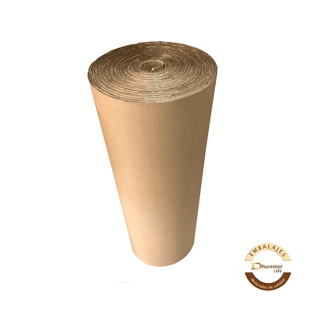 Rollo de Cartón Corrugado 120cm x 40m