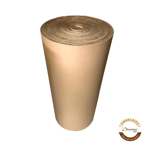 Rollo de Cartón Corrugado 120cm x 60m