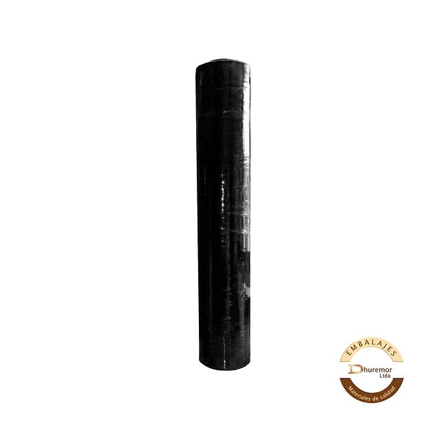 Rollo de Stretch Film Negro 1.5 Kg (para paletizar)