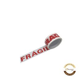 Cinta Fragil 40m por unidad