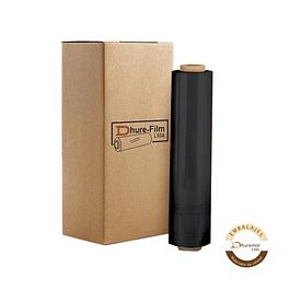 Pack x3 stretch film negro 1.6 KG