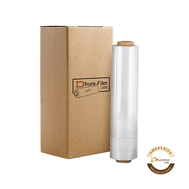 PACK X3 STRETCH FILM TRANSPARENTE 1.6 KG