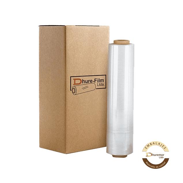 Pack x3 stretch film transparente 1.6 KG
