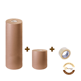 Pack papel de embalaje