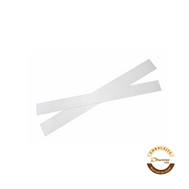 TIRAS DE CARTULINA PARA TORTA 1.20M X 4MM (25 UNIDADES)