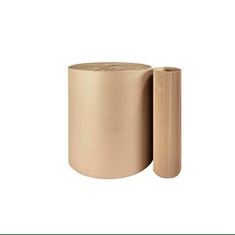 Rollo de Cartón Corrugado 60cm x 30m