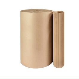Bobina Cartón Corrugado 120cm x 40Kg
