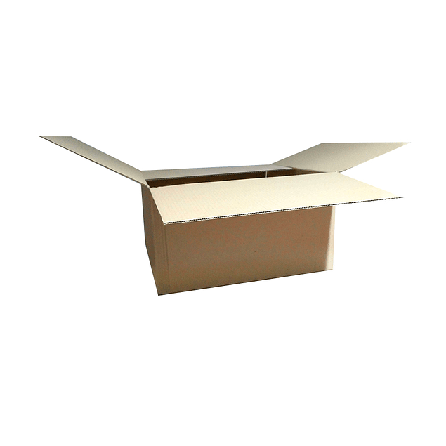 Caja por unidad 550x550x300 mm